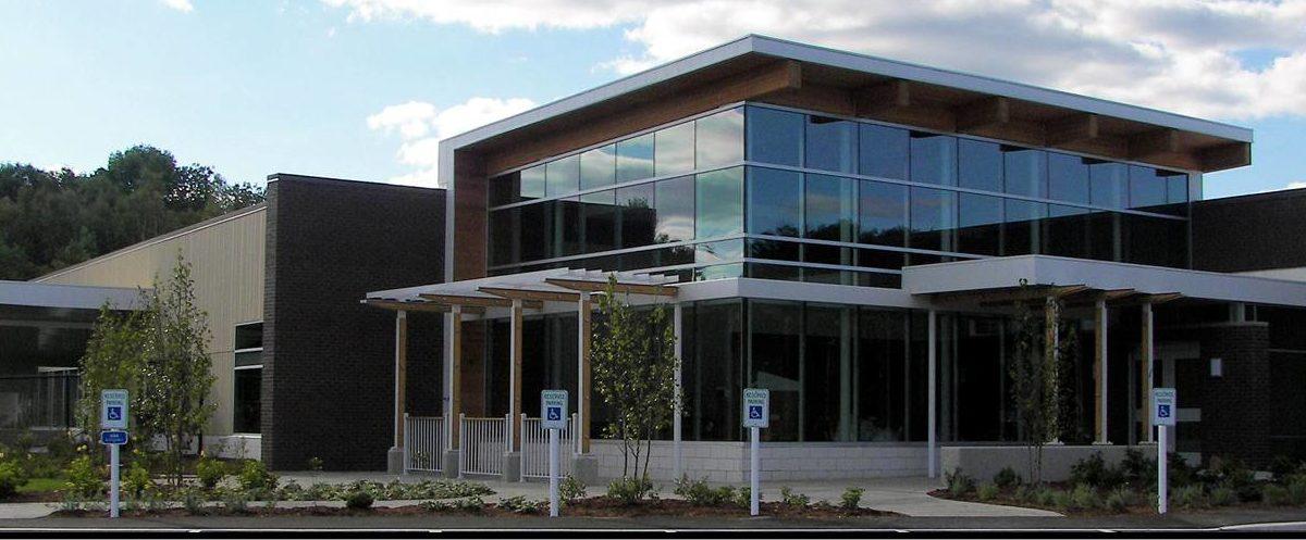 exterior photo of educare school building