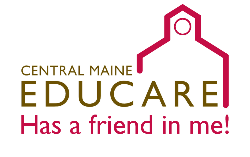 central maine educare has a friend in me