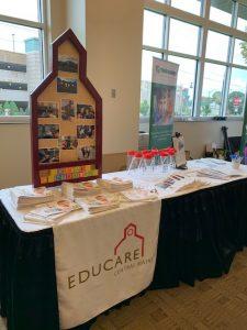 ECM Exhibit at ECE Conference