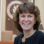 Thomas College President Laurie Lachance