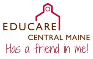 Educare Central Maine Has a Friend in Me!